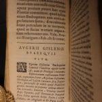 1633 Turkish Letters of Busbecq Turkey Constantinople Ottoman Turks War Sultans