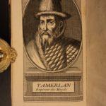 1689 History of TURKEY Turks OTTOMAN Empire Middle East Muslim SET Sultans Wars