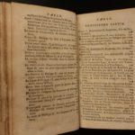 1670 Habsburg Memoirs AUSTRIA Leopold II Holy Roman Empire 2v SET European Wars