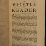 1683 1st ed Memoirs of Sir James Melvil History of England SCOTLAND Mary Stuart