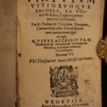 1570 Human Vices Nicolas of Hannapes DEMONS Angels Ghosts Apparitions Jerusalem