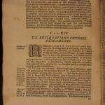 1685 Economy of Covenants God & Man Dutch Hermann Witsius Covenantal Theology