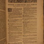 1605 Corpus Juris Canonici Catholic Church Canon LAW Pope Gregory Lancellotti