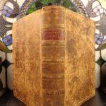 1549 Holy Bible Concordance Conrad of Halberstadensis & John of Segovia FOLIO