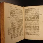 1712 Apologie by Naude MAGIC Sorcery Alchemy Occult PARACELSUS Merlin Agrippa