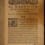 1610 Cento Novelle Illustrated Italian Stories Sansovino Doni 100+ Woodcuts ART