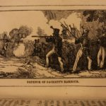 1855 War of 1812 Generals Jacob Brown, Confederate Pike & Ripley Military Heroes