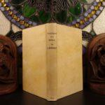1674 Monastic Rule of Benedictine MONKS Saint Benedict Benoit Monks Nuns French