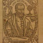 1583 Jean Taisnier Mathematicum Mathematics PALMISTRY Astrology Occult Sciences
