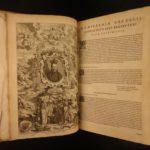 1643 Jeremias Drexel JESUIT Mysticism Esoteric Heresy Trismegistus FOLIO Vellum