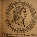 1585 Justin & Trogus Pompeius Macedonia ROME Roman Cults Rituals + Fenestellae
