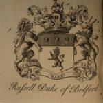 1779 Arthur Collins Peerage of England HERALDRY Coat of Arms Illustrated 8v SET