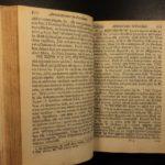 1653 1ed Christopher Cartwright Hebrew Targum Bible Commentary on Exodus Judaica
