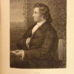 1872 Portrait Gallery of Eminent Men Women Lincoln 119 Portraits Illustrated 2v