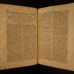 1726 Complete Works of CYPRIAN Bishop of Carthage Africa Martyrology Martyrdom