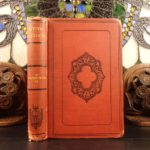 1878 1st ed Mystic London Charles Davies Occult Esoteric Ghosts Demons Spirits