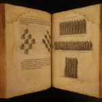 1630 1ed De Militia Equestri Hugo Illustrated Military War Battle Formation RARE