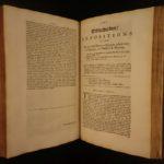 1698 1st ed Works John MILTON British History English FOLIO Cromwell ENGLAND