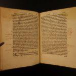 1512 Pomponius Mela De Situ Orbis Ancient Geography Post Incunabula Ethnography
