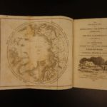 1818 Possibility Approaching North Pole Arctic Voyages MAP Barrington Provenance
