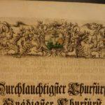 1742 1ed Coronation of Charles VII Holy Roman Emperor Illustrated Fete Festival