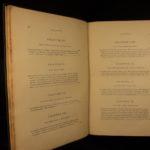 1860 Aaron BURR Politics Americana Alexander Hamilton Jefferson Revolutionary