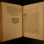 1600 1ed Baarland History of Netherlands Brabant Chronicle 34 LARGE Portraits