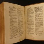 1539 1st ed Dictionary & Lexicon German Protestant Grynaeus GREEK Language RARE
