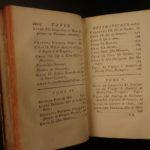 1780 1st ed Complete La Harpe Voyages 82 Engravings Illustrated ASIA 21v SET