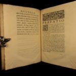 1675 History of ROME Velleius Paterculus Trojan WAR Julius Augustus Caesar Latin