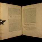 1683 Eutropius History of ROME Constantinople Julian Persians Valens Latin RARE