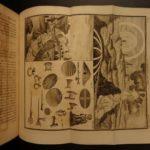 1807 Juan & Ulloa Scientific Voyages to South America Minerology Incan PERU 2v