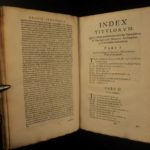 1667 Diocese of Cologne WITCHCRAFT Occult Sorcery Witch Hunts Catholic Church