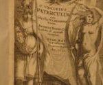 1653 History of ROME Velleius Paterculus Trojan WAR Julius Augustus Caesar Latin