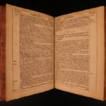 1639 John Davenant English BIBLE & Commentary on Colossians Synod of Dort Folio