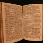 1780 Dutch Reformed Netherlands HOLY BIBLE Statenbijbel 1st trans from Hebrew