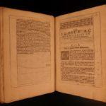 1631 1ed John Davenant on Justification Faith Calvinism Protestant Calvin FOLIO