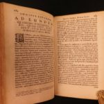 1671 1st ed Consolation of Philosophy Boethius Medieval Christianity Free Will