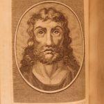 1797 Essays on Physiognomy Caspar Lavater Illustrated Occult Sciences Philosophy