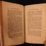 1768 Voltaire The Princess of Babylon French Prose Lit Pirated London Geneva ed