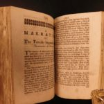 1664 History of Masaniello Revolt in Naples Italy Giraffi English Habsburg Spain