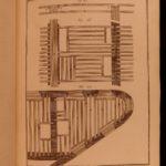 1776 1ed Encyclopedia of Yverdon Illustrated Surgery Anatomy Alchemy Diamonds