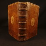 1583 Hadrianus Junius Polyglot Dictionary Lexicon Dutch Latin Byzantine Plantin