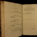1799 Hannah More Strictures of Female Education Women's Rights Feminism 2v SET