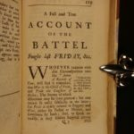 1704 Jonathan Swift Tale of a Tub Calvinism Catholic Luther Controversy Satire