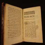 1685 1ed Charitable Remedies Fouquet Healing Syphilis Cures Medicine Disease
