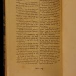 1795 1st ed Holy Bible Illustrated by James Fittler English Cabinet Bible ART