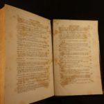 1848 Jean Baptiste SAY Economics Finance Supply & Demand French Politics Law 3v