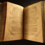 1657 1ed Saxon LAW Civil Criminal Cases Jurisprudence Carpzov HUGE VELLUM FOLIO