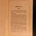 1855 Life of George Washington by Bancroft American Revolutionary WAR Americana